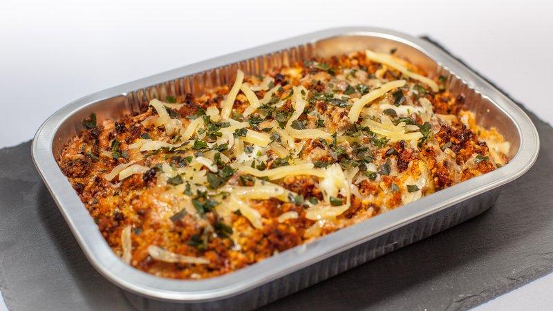 Mr. Crumb Gluten Free Broccoli & Potato Frittata